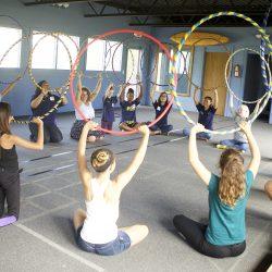 Brittany Hofreiter, hoop dance, motivational speaker, teen girls, empowerment, body image, education, oahu
