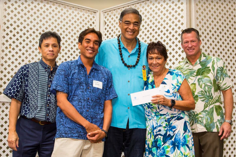 Scholarship Funds Awarded from Hawaii Lodging and Tourism Association