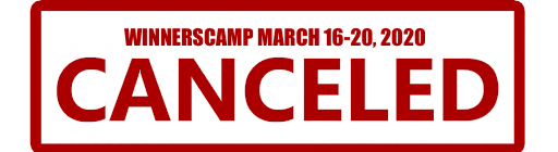 CANCELLATION NOTICE:  SPRING BREAK March 16-20, 2020